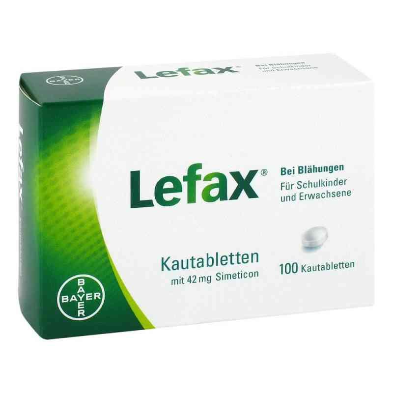 Lefax Kautabl. zamów na apo-discounter.pl