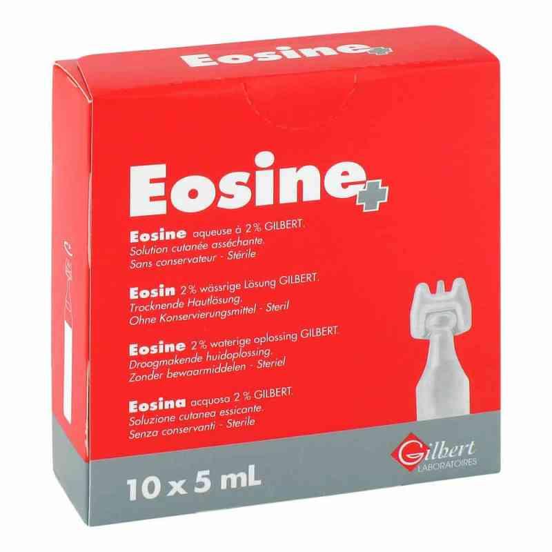 Eosin 2% waessrige Pflegeloesung steril  zamów na apo-discounter.pl