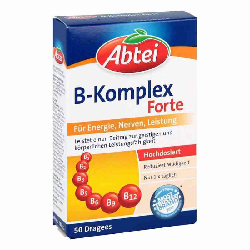 Abtei Witamina B KomplexForte tabletki powlekane  zamów na apo-discounter.pl