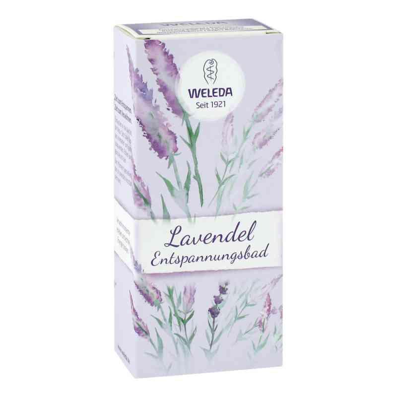 Weleda Lavendel rozluźniający płyn do kąpieli - lawenda  zamów na apo-discounter.pl