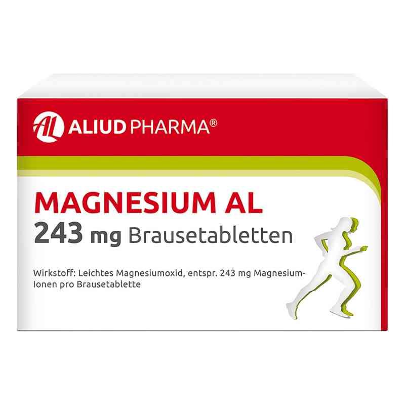 Magnesium Al 243 mg Brausetabl. zamów na apo-discounter.pl