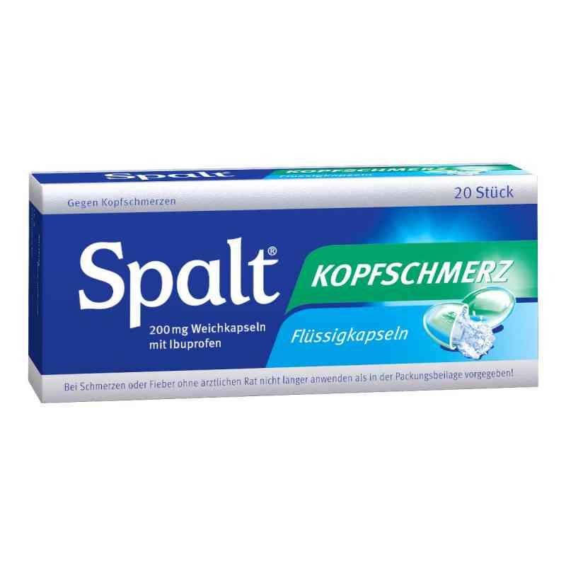 Spalt Kopfschmerz Kapseln zamów na apo-discounter.pl
