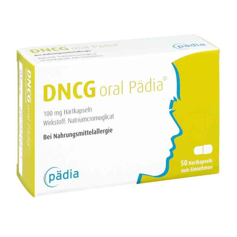 Dncg Oral Paedia Hartkapseln  zamów na apo-discounter.pl