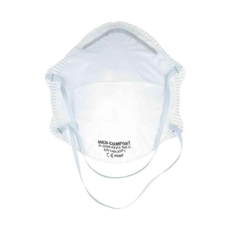 Mundschutz Ffp2 maska częściowa do ochrony twarzy  zamów na apo-discounter.pl