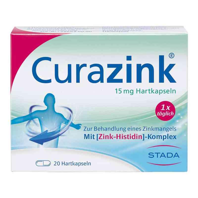 Curazink Kapseln  zamów na apo-discounter.pl
