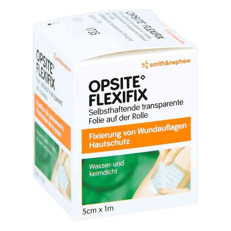 Opsite Flexifix folia niesterylna na rolce 5cmx1m  zamów na apo-discounter.pl