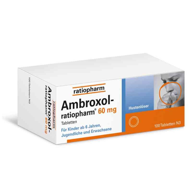 Ambroxol ratiopharm 60 mg Hustenloeser Tabl. zamów na apo-discounter.pl