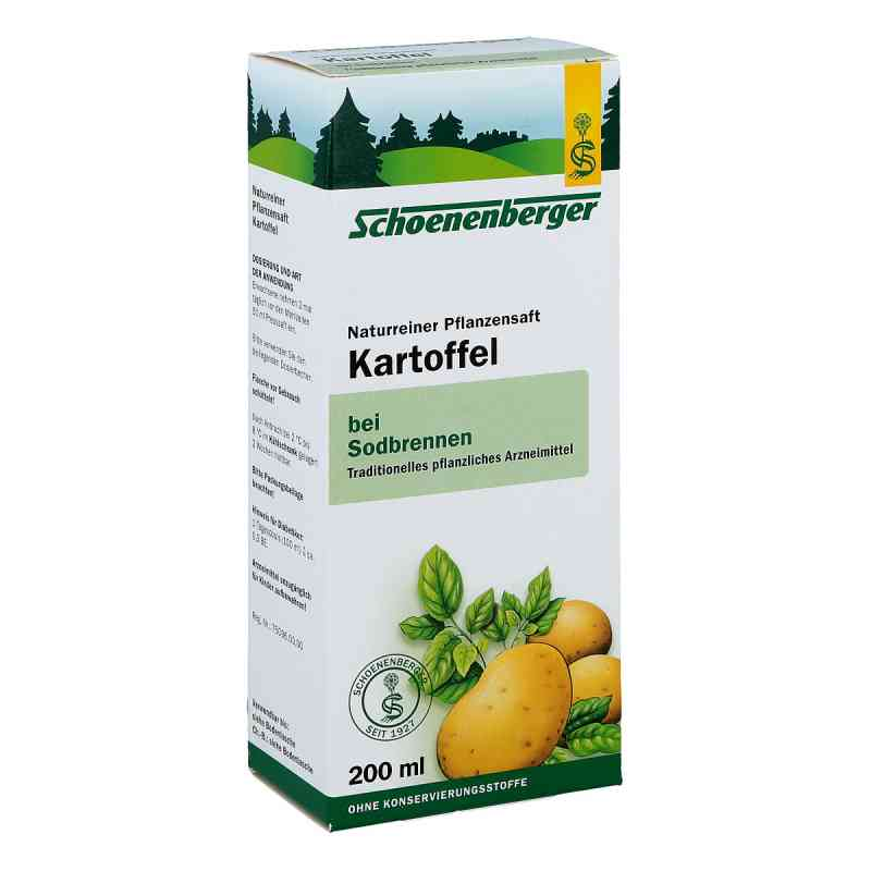 Sok z ziemniaków Schoenenberger zamów na apo-discounter.pl