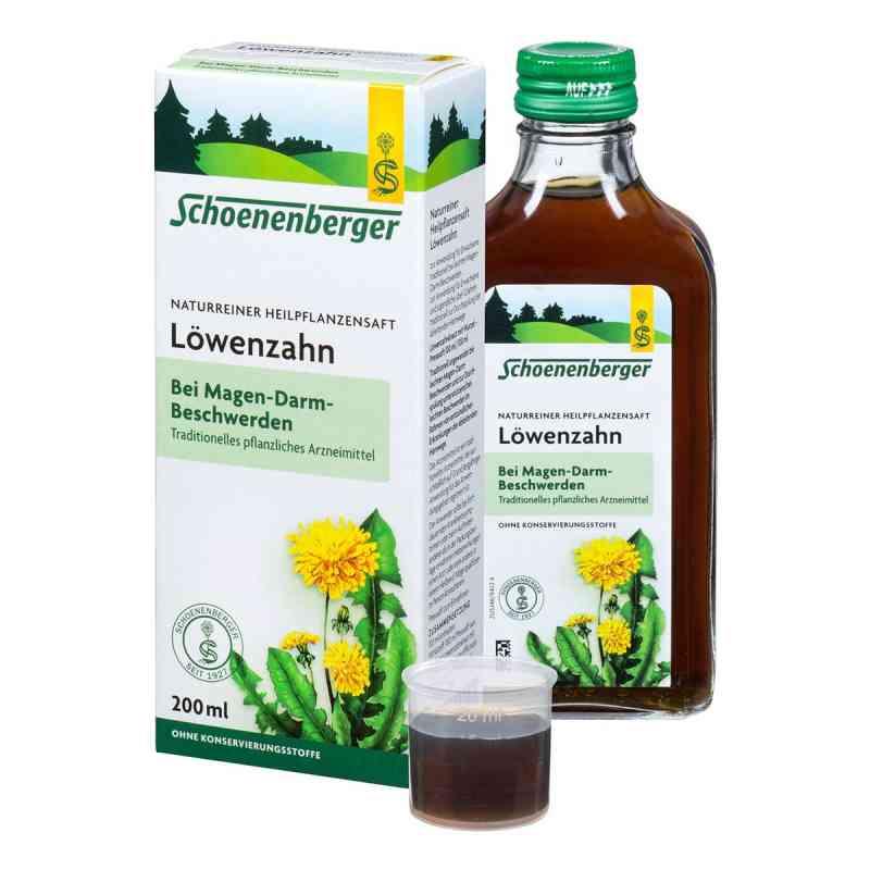 Loewenzahn Saft Schoenenberger sok  zamów na apo-discounter.pl