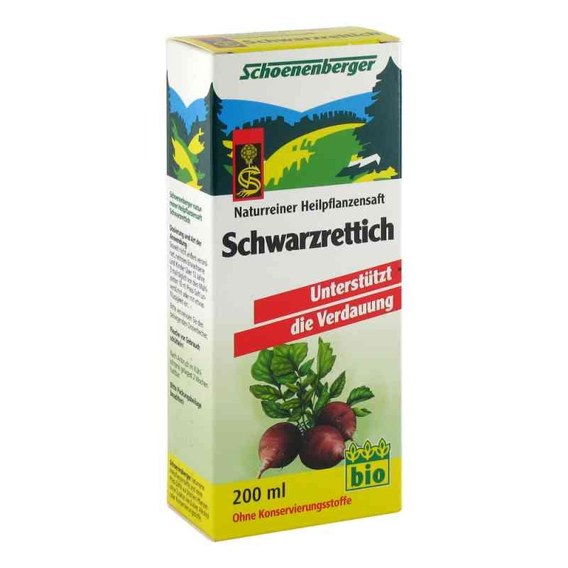 Schwarzrettich Saft Schoenenberger zamów na apo-discounter.pl