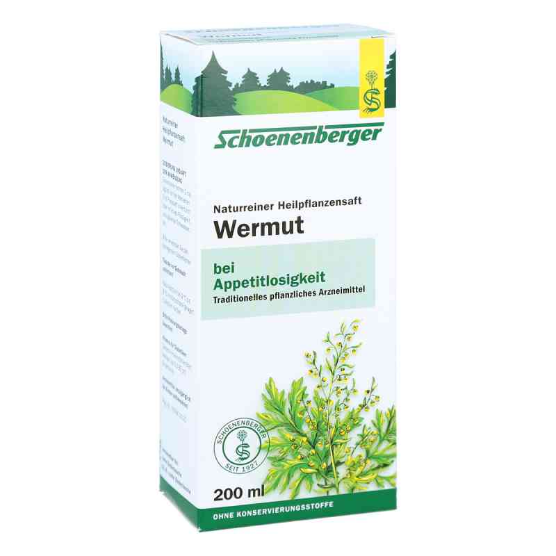 Wermutsaft Schoenenberger  zamów na apo-discounter.pl