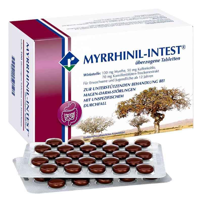 Myrrhinil Intest Tabletki na żołądek  zamów na apo-discounter.pl