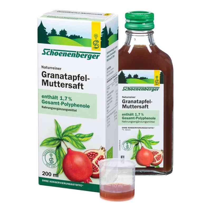 Granatapfel Muttersaft Schoenenberger  zamów na apo-discounter.pl