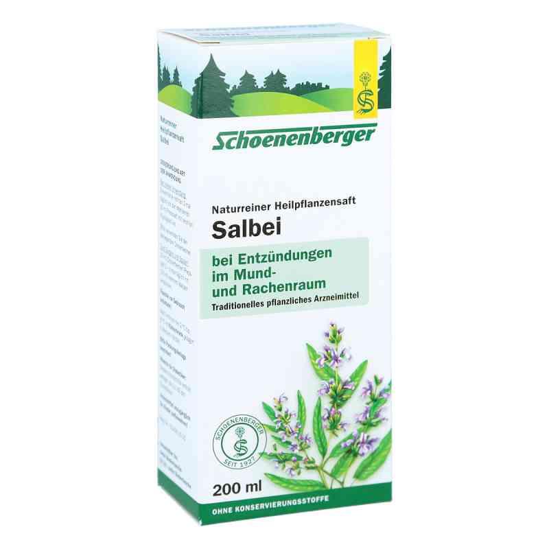 Salbei Saft Schoenenberger Heilpflanzensaefte  zamów na apo-discounter.pl