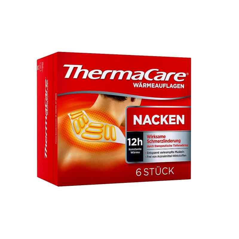 Thermacare przeciwbólowe rozgrzewające plastry na kark  zamów na apo-discounter.pl
