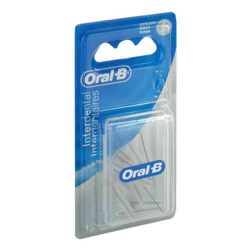 Oral B Interdental szczoteczki do czyszczenia przestrzeni między  zamów na apo-discounter.pl