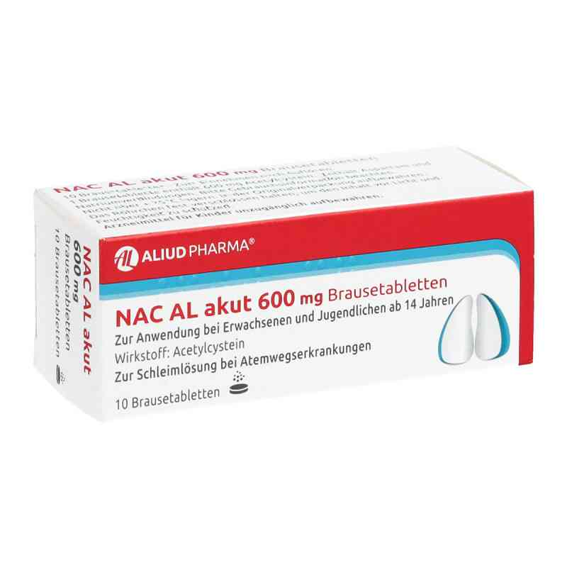 Nac Al akut 600 mg Brausetabl. zamów na apo-discounter.pl