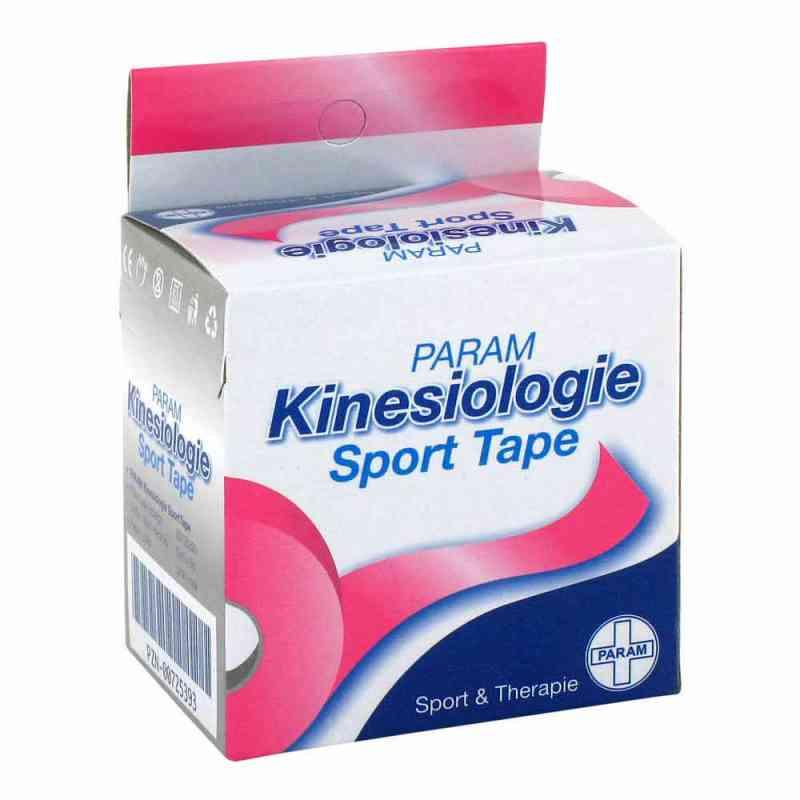 Kinesiologie Sport Tape 5cmx5m pink  zamów na apo-discounter.pl