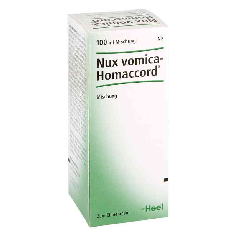 Nux Vomica Homaccord zamów na apo-discounter.pl