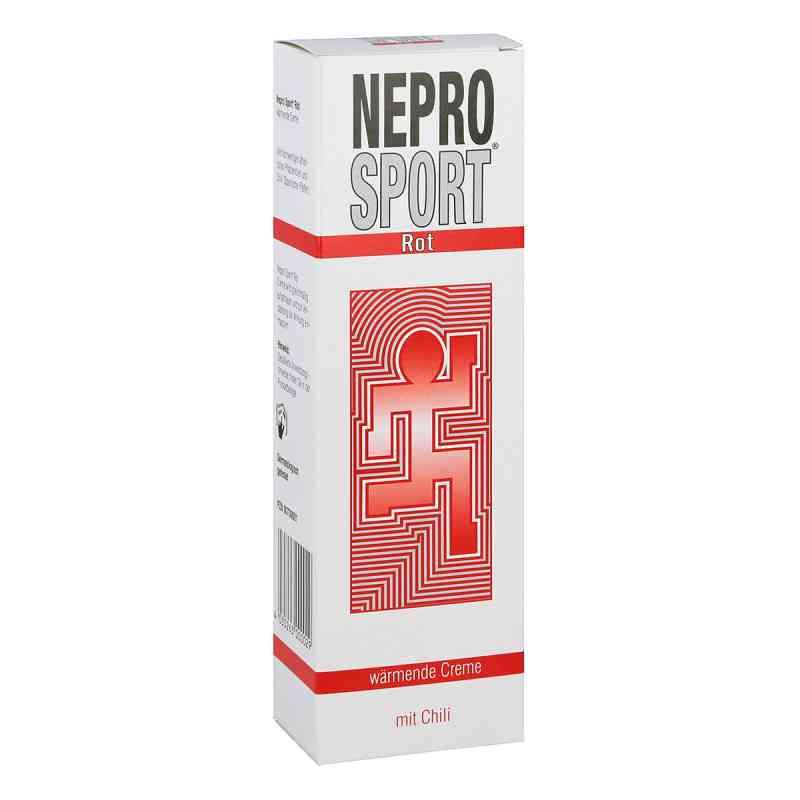 Nepro Sport Creme rot  zamów na apo-discounter.pl
