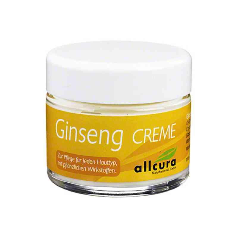 Ginseng Creme  zamów na apo-discounter.pl