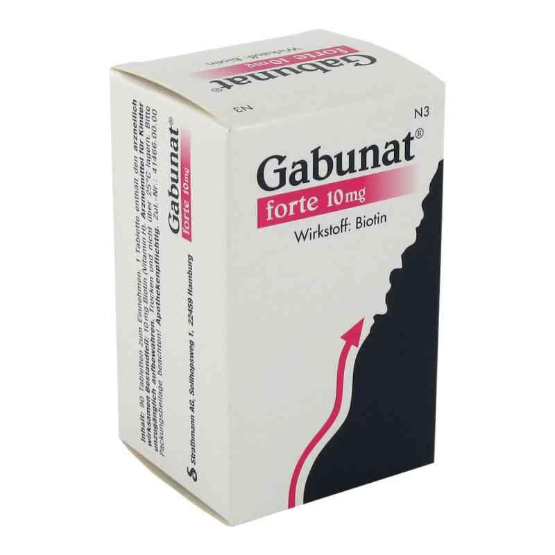 Gabunat forte 10 mg Tabl. zamów na apo-discounter.pl