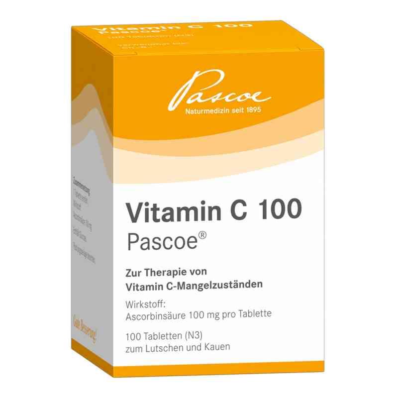 Vitamin C 100 Pascoe Tabl. zamów na apo-discounter.pl