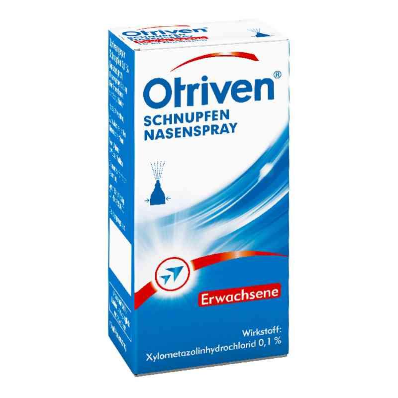 Otriven 0,1% Spray f.Erw.u.Schulkdr.  zamów na apo-discounter.pl