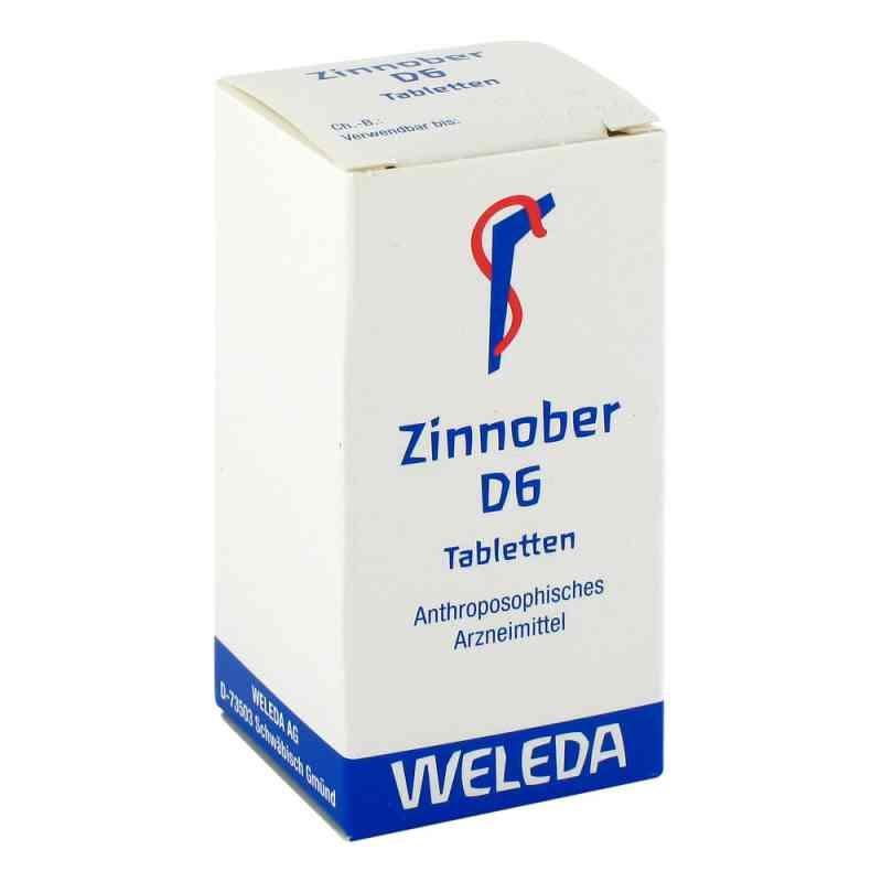 Zinnober D 6 Tabl.  zamów na apo-discounter.pl