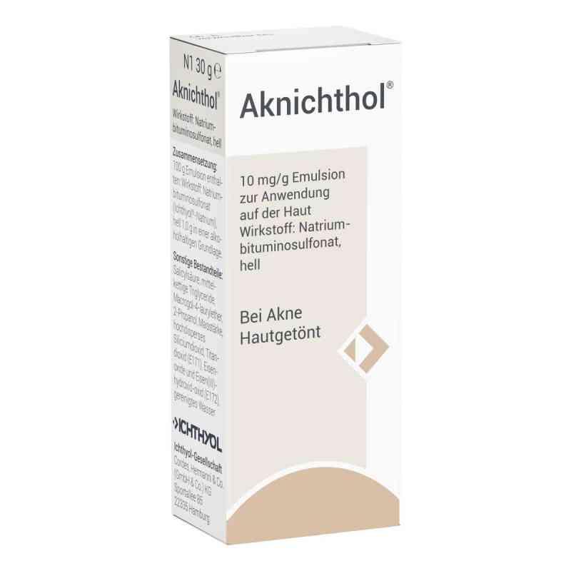 Aknichthol Lotion zamów na apo-discounter.pl