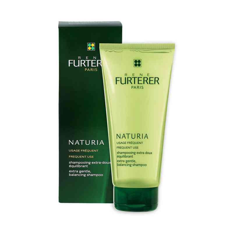 Rene Furterer Naturia szampon do częstego stosowania  zamów na apo-discounter.pl