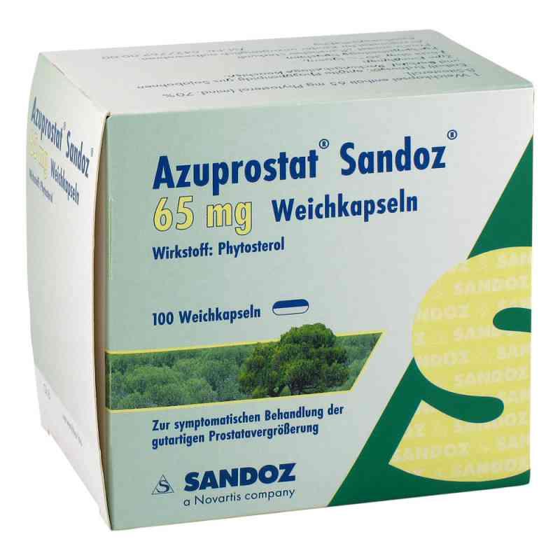 Azuprostat Sandoz 65 mg Kapseln  zamów na apo-discounter.pl