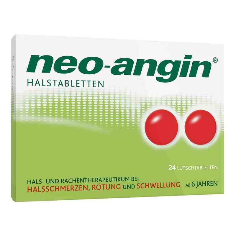 Neo Angin Halstabletten  zamów na apo-discounter.pl