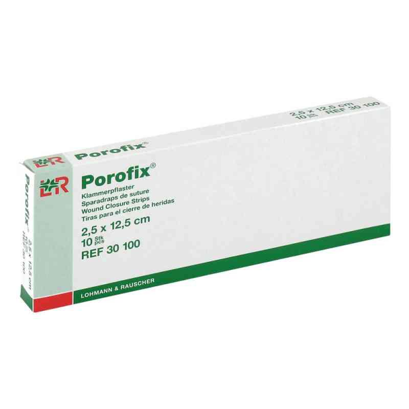 Porofix 125x25cm plaster klamrowy  zamów na apo-discounter.pl