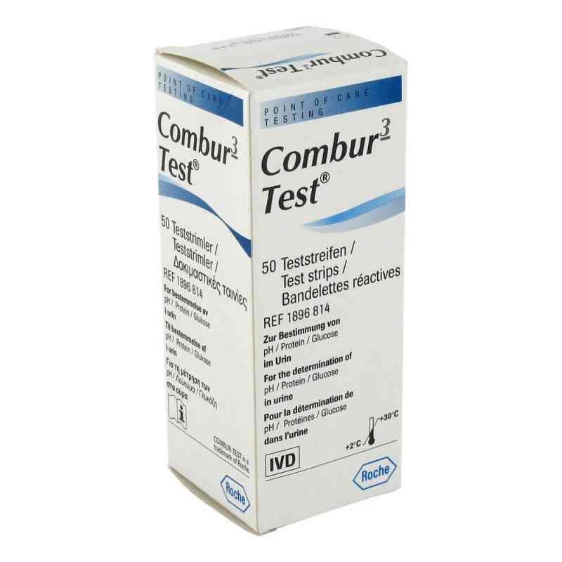 Combur 3 Test Teststreifen  zamów na apo-discounter.pl