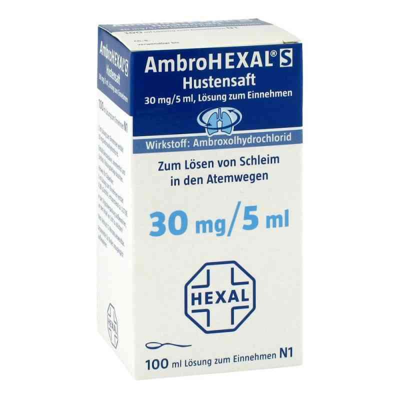 Ambrohexal S Hustensaft 30 mg/5 ml  zamów na apo-discounter.pl