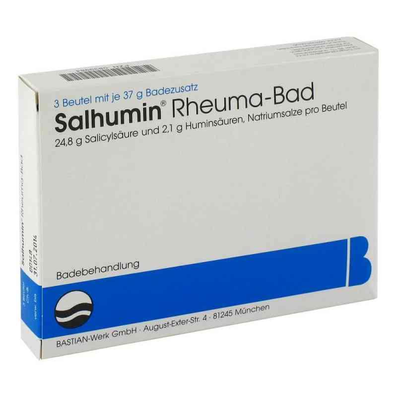 Salhumin Rheuma Bad  zamów na apo-discounter.pl
