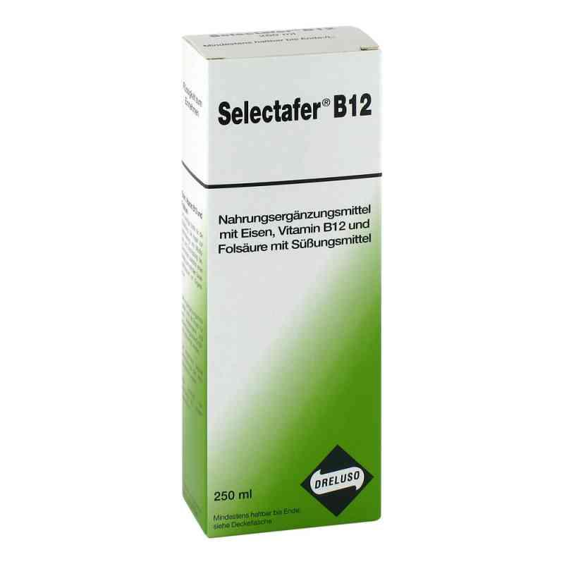 Selectafer B12 Płyn  zamów na apo-discounter.pl