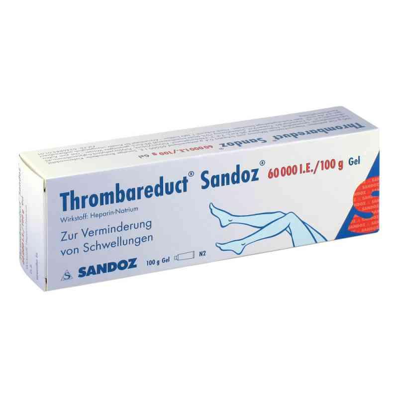 Thrombareduct Sandoz 60000 I.E./100g  zamów na apo-discounter.pl