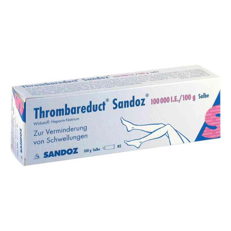 Thrombareduct Sandoz 100 000 I.e. Salbe zamów na apo-discounter.pl