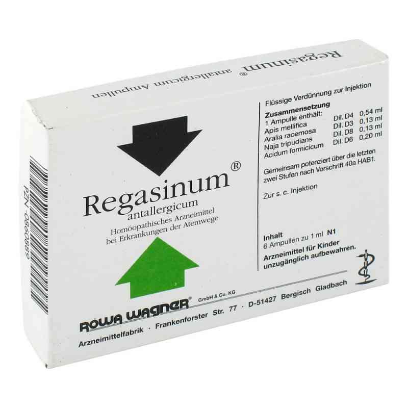 Regasinum Antallergicum Amp.  zamów na apo-discounter.pl