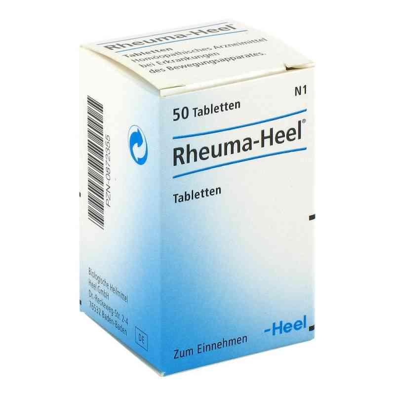 Rheuma Heel tabletki  zamów na apo-discounter.pl