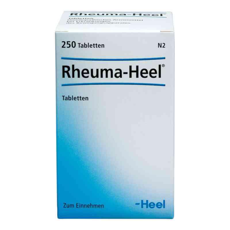 Rheuma Heel Tabl.  zamów na apo-discounter.pl