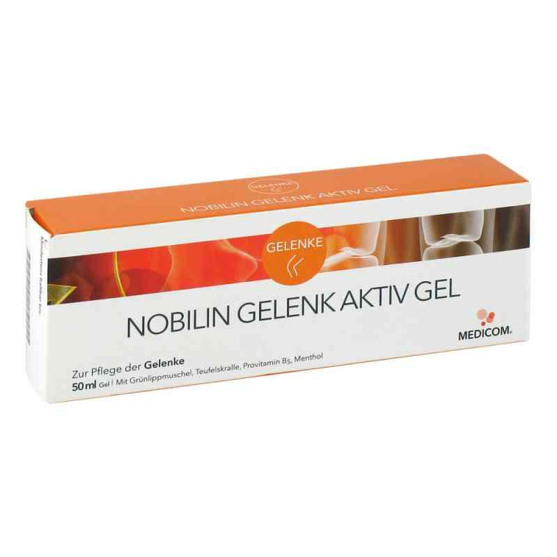 Nobilin Gelenk Aktiv żel  zamów na apo-discounter.pl