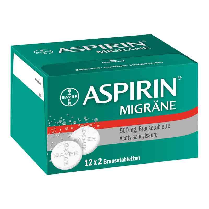 Aspirin Migraene Brausetabl.  zamów na apo-discounter.pl