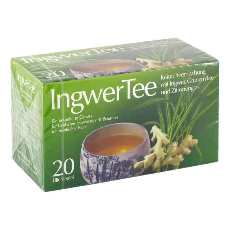 Ingwer Tee Herbata imbirowa   zamów na apo-discounter.pl