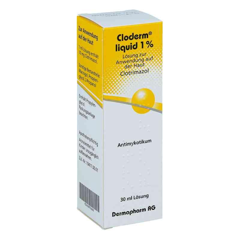 Cloderm Liquid 1%  zamów na apo-discounter.pl