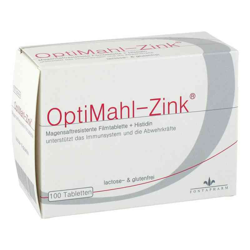 Optimahl Zink 15 mg Tabl. zamów na apo-discounter.pl