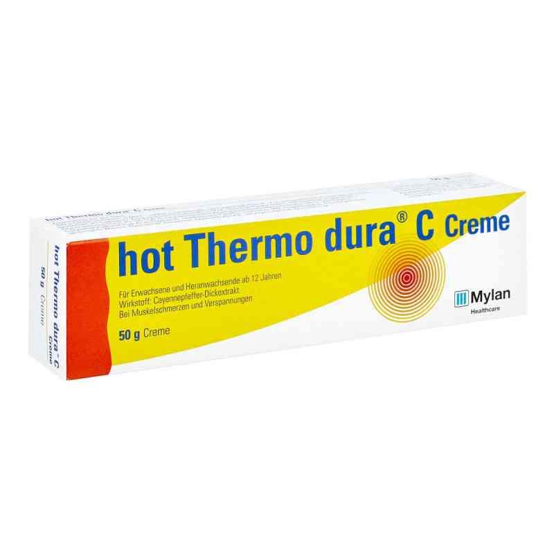 Hot Thermo dura C Creme  zamów na apo-discounter.pl