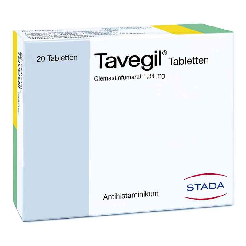 Tavegil Tabl. zamów na apo-discounter.pl